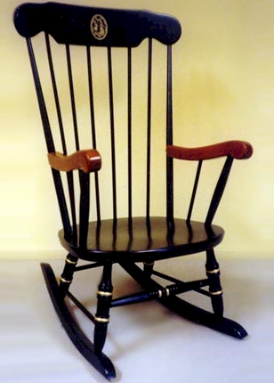 Traditional Chairs Sells Chair, Rocker, Chairs, Rockers, Black And Cherry  Wood Chairs, College Rocker, Boston Rocker, Retirement Rocker, Graduation  Rocker, ...
